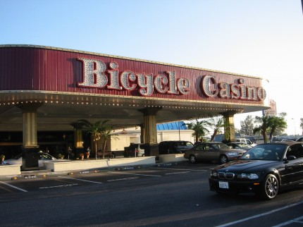 bicycle club casino poker tournaments