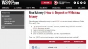 wsop payment